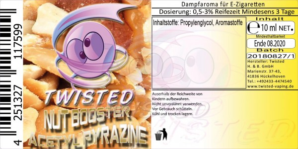Twisted - Nut Booster