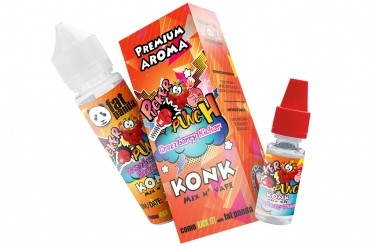Fogging Awesome - Pucker Punch - Crazyberry Kicker