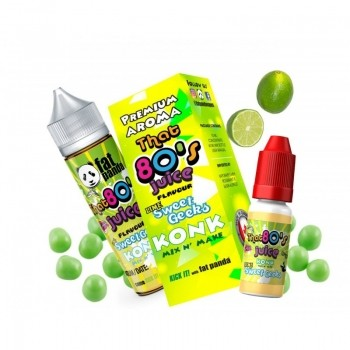 Fogging Awesome - That 80's - Lime Sweet Geeks