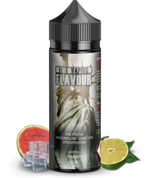 The Vaping Flavour - Makiwa