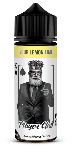 Playaz Club - Pik König - Sour Lemon Lime