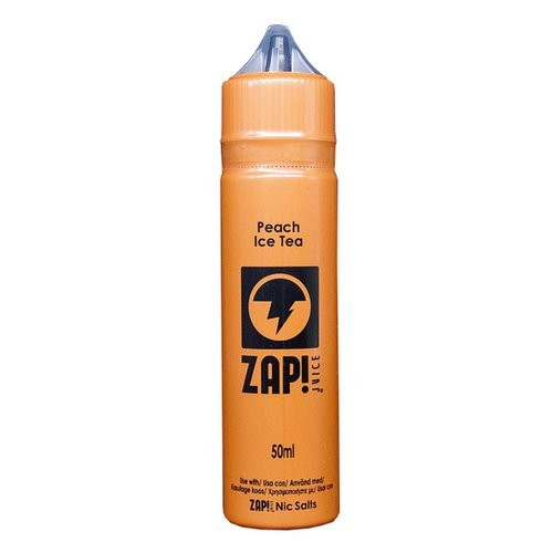Zap! Juice - Peach Ice Tea