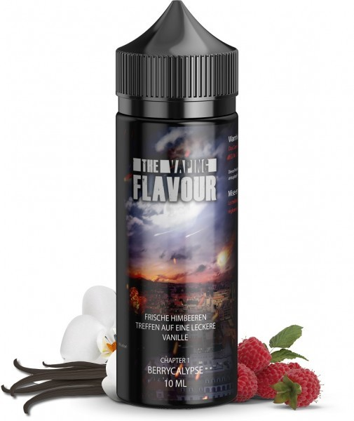 The Vaping Flavour - Berrycalypse