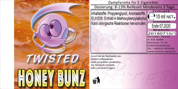 Twisted - Honey Bunz
