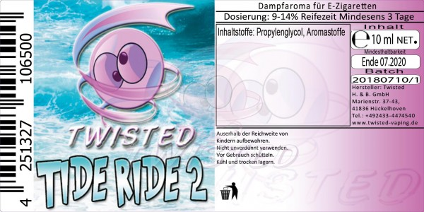 Twisted - Tide Ride 2