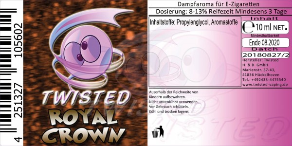 Twisted - Royal Crown
