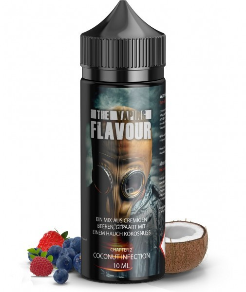 The Vaping Flavour - Coconut Infection